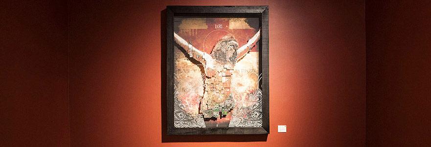 Gaia Gallery ile Yeniden Elhamra Han