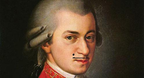 İlle de Mozart Olsun