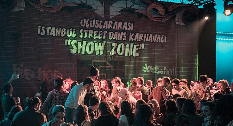 İstanbul Street Dans Karnavalı
