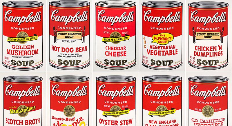 Andy Warhol UNIQ Expo'da