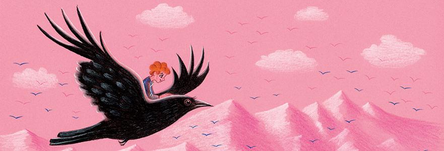 Kuşların Kanatlarında Dağlara Yolculuk