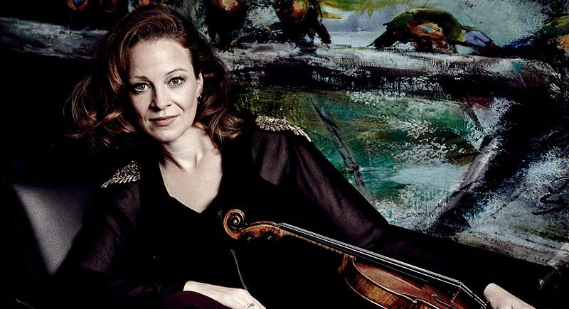 Carolin Widmann ve Festival Strings Lucerne ile Klasik Müzik Akşamı