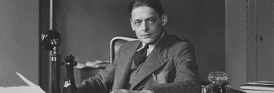 T.S. Eliot'ın Yeni Bulunan Şiirleri