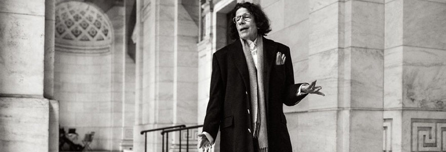 Huysuz ve Haklı Kadın: Fran Lebowitz