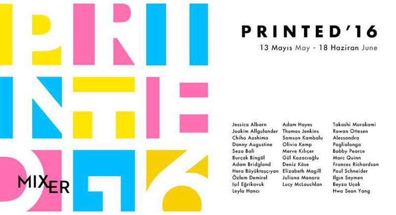 Printed'16