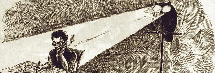 Doğunun Baykuşu; Sâdık Hidayet
