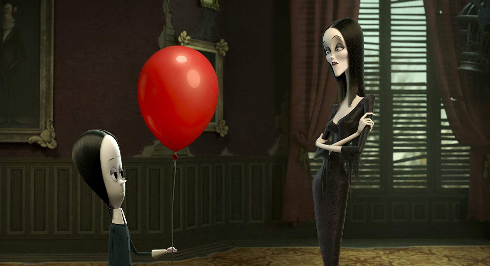 The Addams Family Vizyona Giriyor