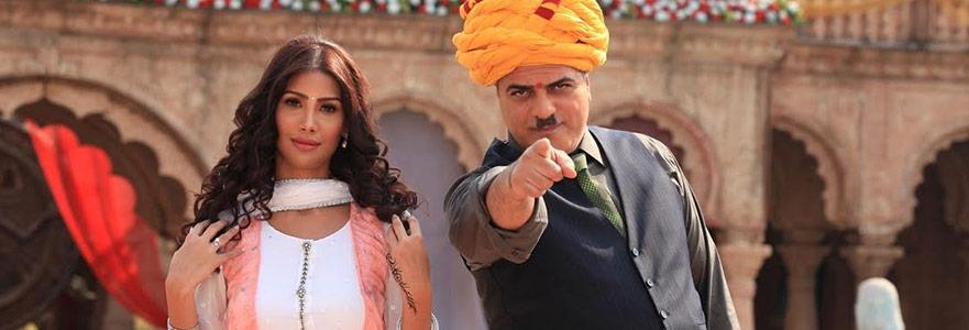 Bollywood'ta çekilen ilk Türk Filminin Galası Harbiye Açıkhava Tiyatrosu'nda