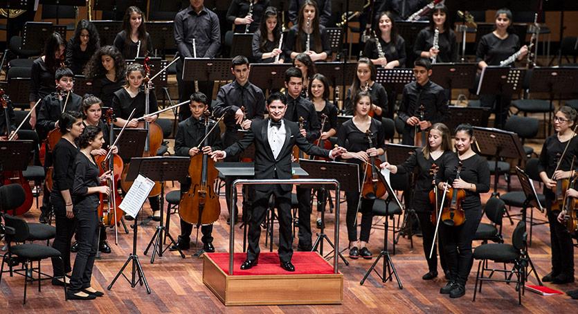 Barış İçin Müzik Edirnekapı Çocuk ve Gençlik Orkestrası Konseri