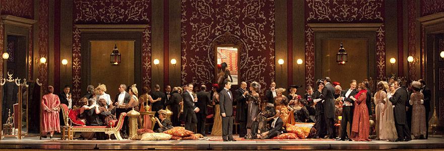 Ferzan Özpetek'ten Verdi Operasına Oryantalist Dokunuş