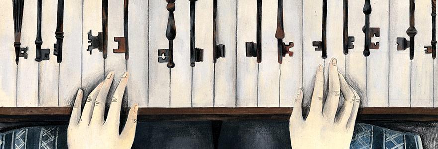 Piyano Tuşlarının Ardındaki İnci