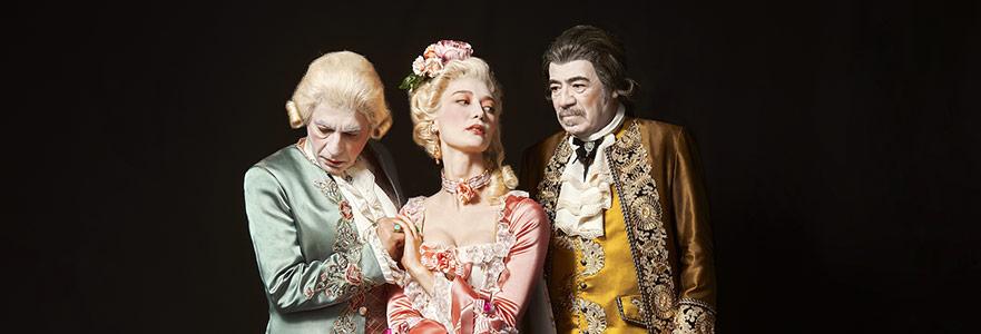 Amadeus'u Salieri'nin Gözünden Görmek