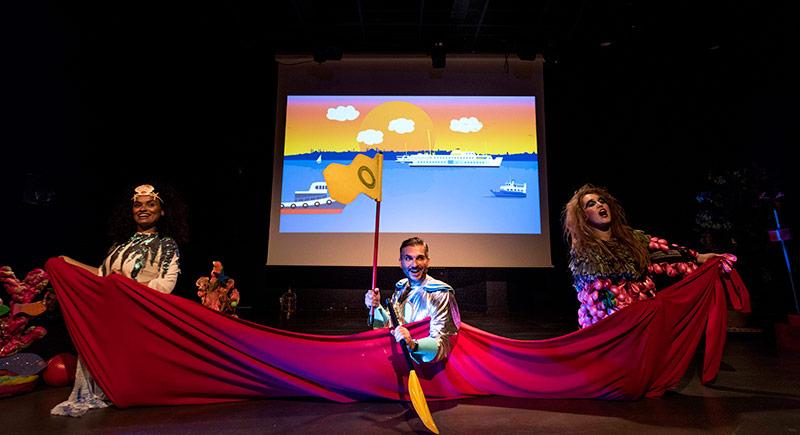 Oyunbazlar İstanbul'da 19 Şubat'ta Sahnede!