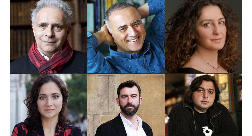 Türkiye ve Birleşik Krallık'tan Yazarlar Bir Arada