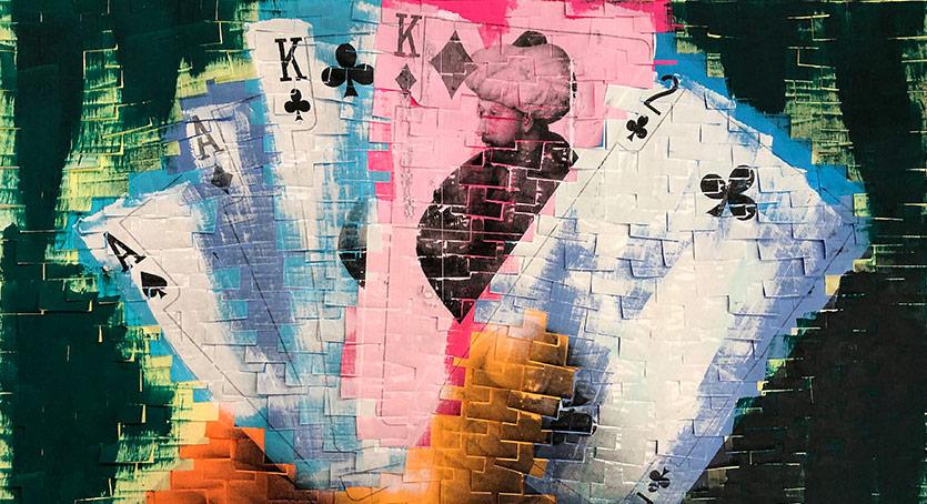 Küresel Popüler Kültür ve Türk Kültürüne Dair Post-it Çalışmalar