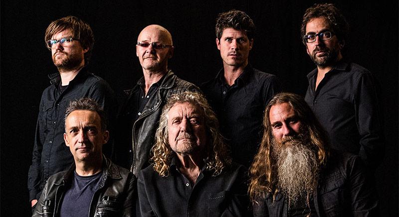 25. İstanbul Caz Festivali Kapanış Konseri: Robert Plant