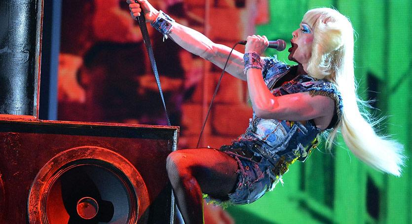 Hedwig ve Angry Inch Müzikali 4 Ekim'de Moda Sahnesi'nde