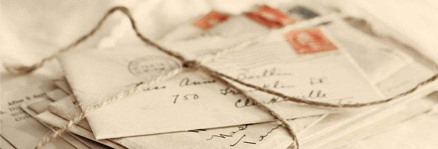 Yazarlar ve Mektupları