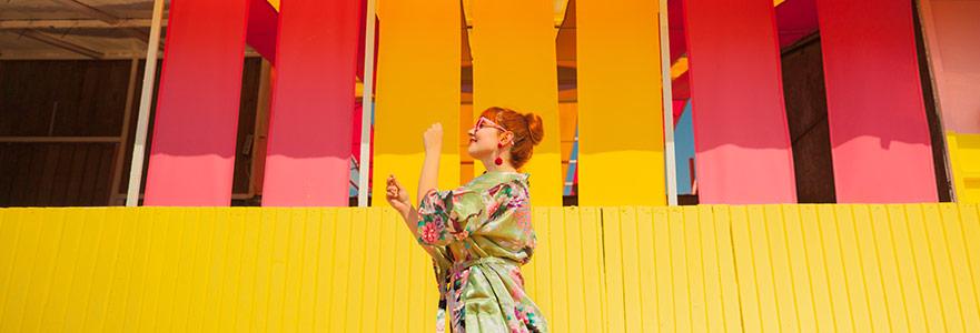 Rutinlerin Grisine Karşı Tutkuların Renkleri: Nova Norda