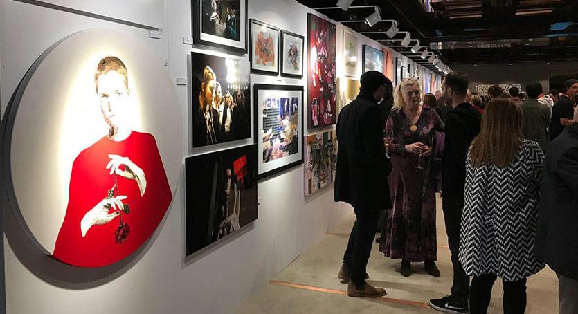 Bazaart Projesi ile Sanatseverler Bir Araya Geliyor