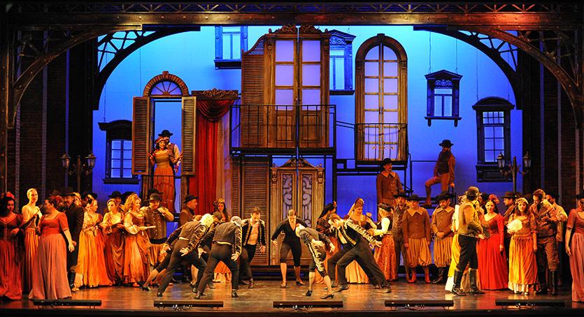 "Opera ""Don Quichotte"" Türkiye'de İlk Kez Sahnede"