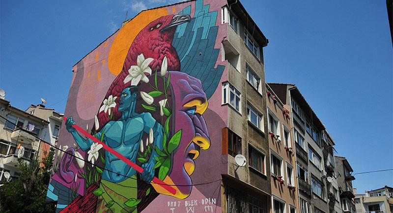 7. Mural İstanbul Festivali