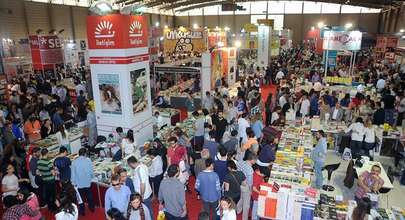 21. İzmir Kitap Fuarı