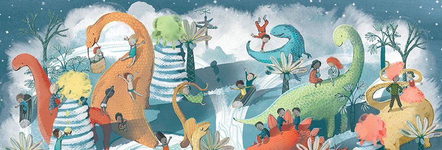 Yalnızlığın ve Hayal Gücünün İçinde: Dostum Dinozor