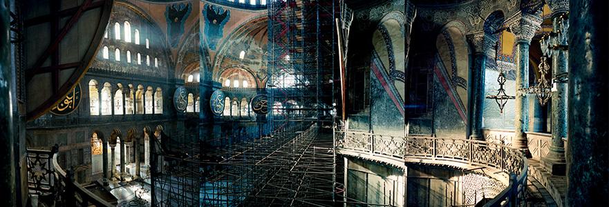 Işığın Hüzmesinde Sinan Projesi
