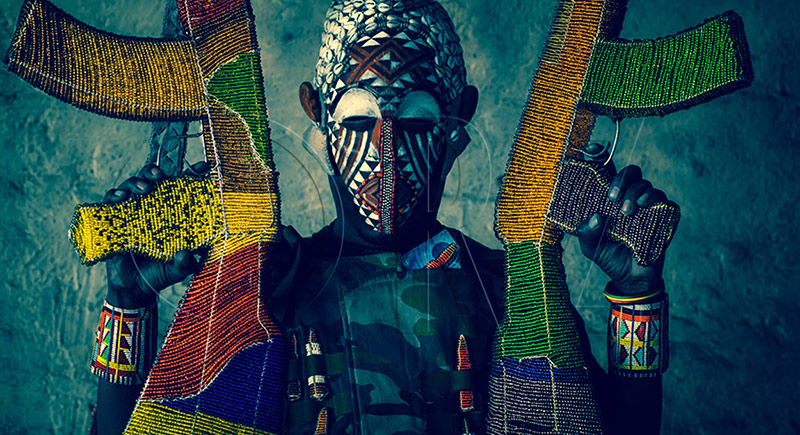 Modern Africa/ A Rainbow Nation