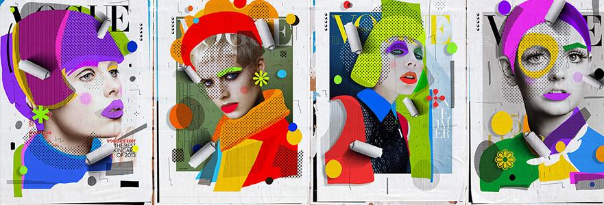 Deneyselliği Dijitalle Buluşturan 5 Kolaj Sanatçısı