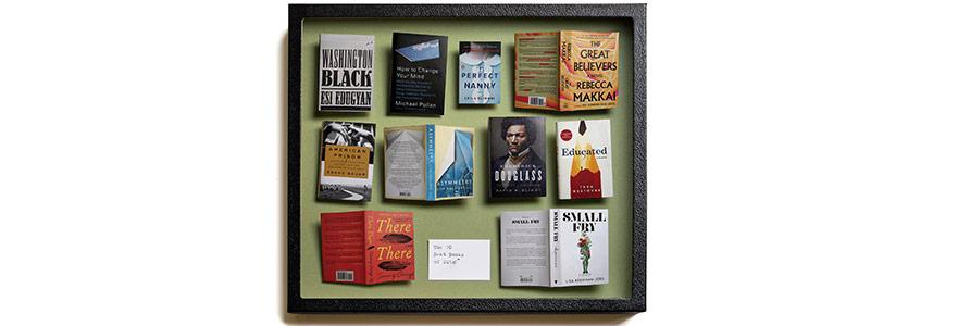 2018'in En İyi 10 Kitabı