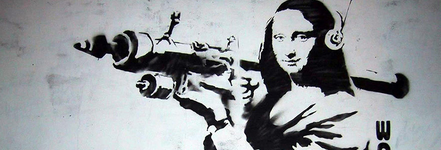 Banksy ve New York Sokakları: Better Out Than In