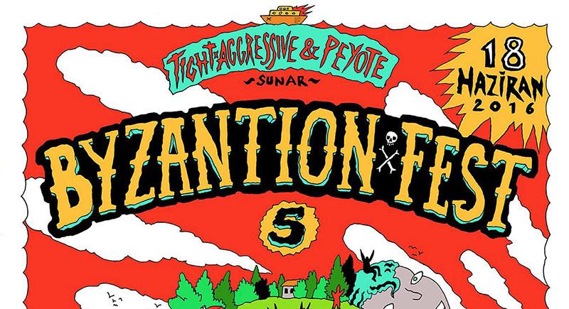 Byzantion Fest 5.kez geliyor!