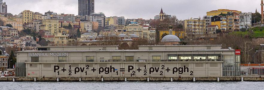 Bienalin Kalbi İstanbul Modern'den Bildiriyorum