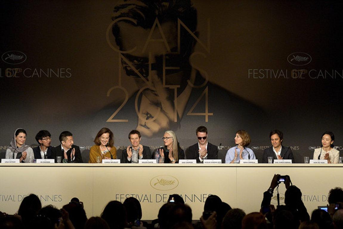 Cannes 2015 Adayları Belli Oldu