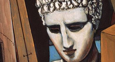 Pera Müzesi'nde Giorgio de Chirico