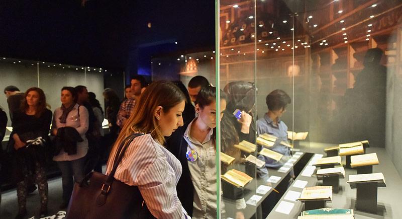 Sakıp Sabancı Müzesi 15. Yılını Kutluyor