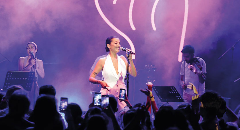 Turkcell Vadi Açıkhava'da Konser Serisi
