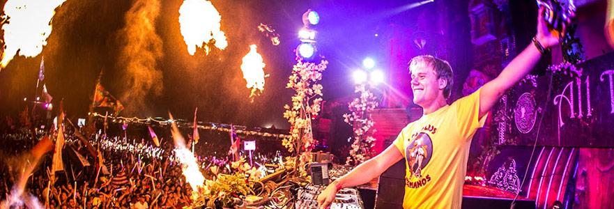 Armin van Buuren 30 Eylül'de İstanbul'da