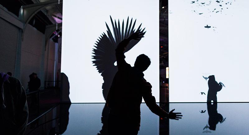 Sanat ve Teknoloji Bir Arada: Digital Revolution