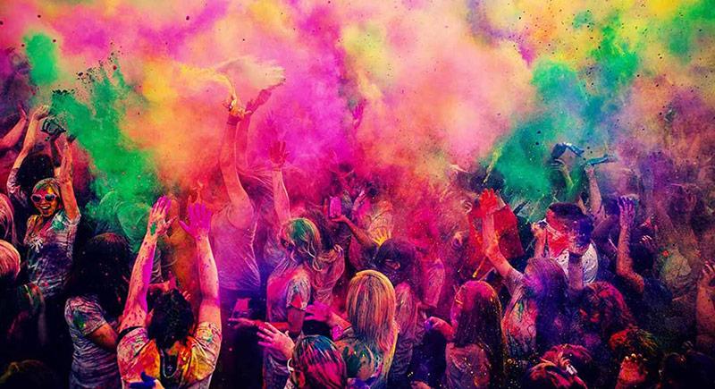 İstanbul'da Küçük Hindistan: HoliFest İstanbul 2016