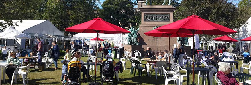 Bir Dünya Edebiyatı Değeri Edinburg Uluslararası Kitap Festivali