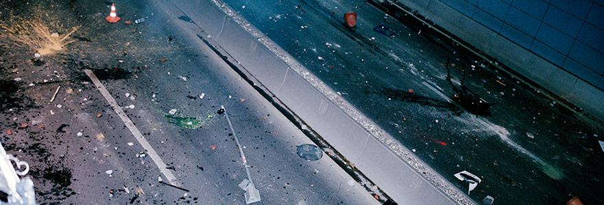 Bir Gerilim Filminden Çıkmışcasına Belirsiz Fotoğraflar