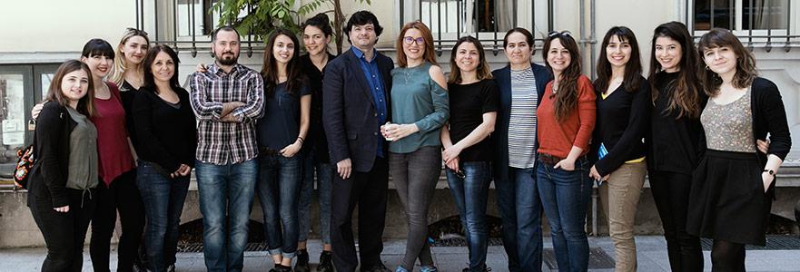 Dünyanın Edebiyatı Türkiye'de İTEF'te!