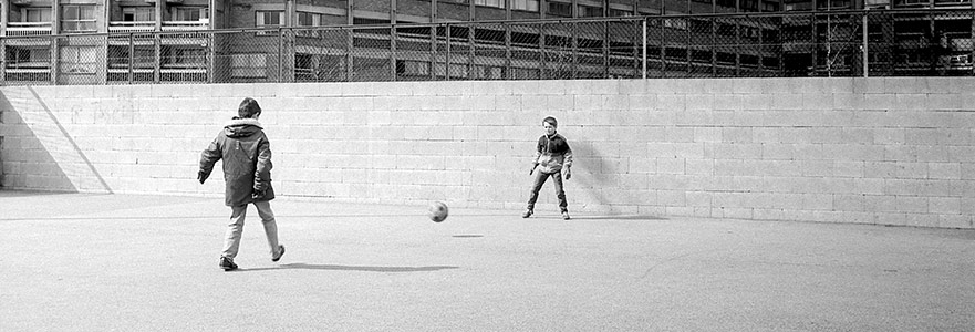 Dışbükey Ayna Olarak Futbol