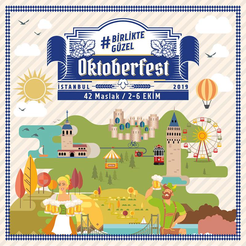 Oktoberfest 42 Maslak'ta Başlıyor!