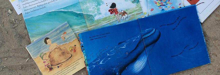 Çocuklar İçin Deniz ve Yaz Temalı Kitaplar