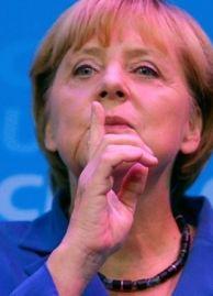 Yani Ben Sevgili(m) Merkel
