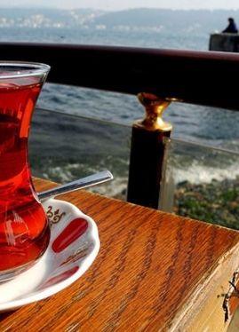 Gel Çay İçelim Hilmi Abi